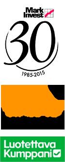 markinvest oy 30 vuotta